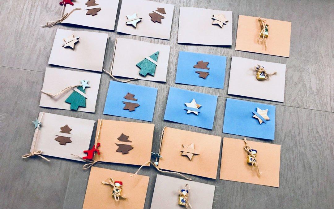 Weihnachtskarten · Holz Baumüller