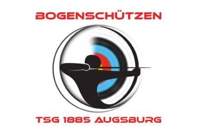 TSG 1885 · Bogenschützen · Logo