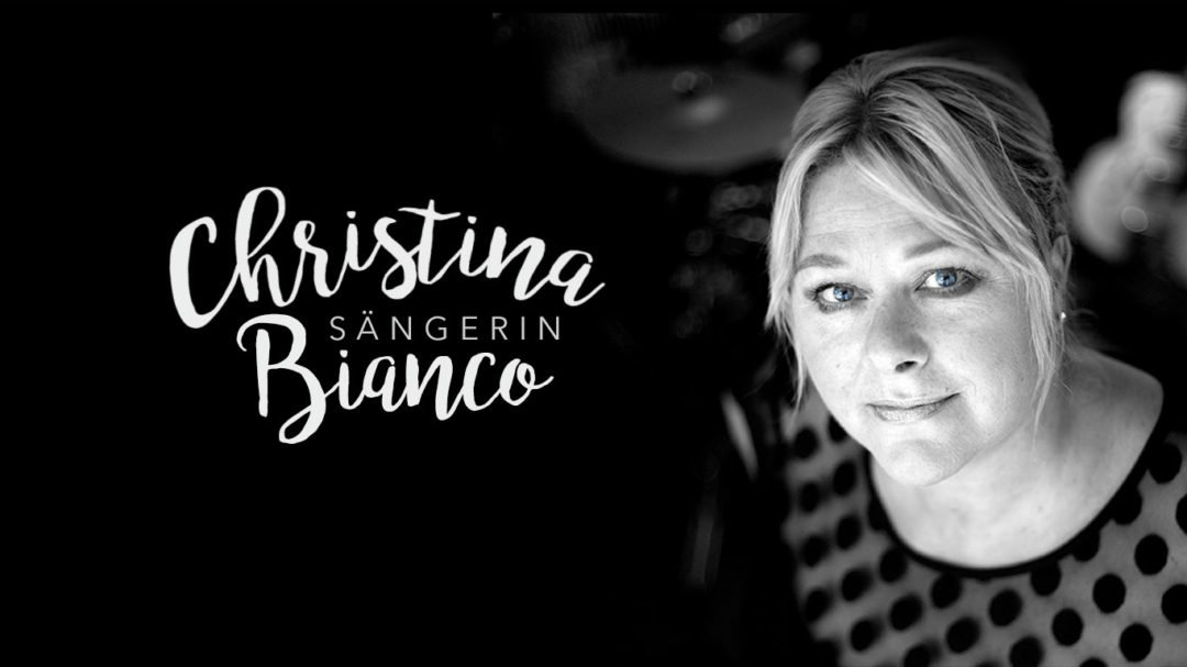Website für Christina Bianco