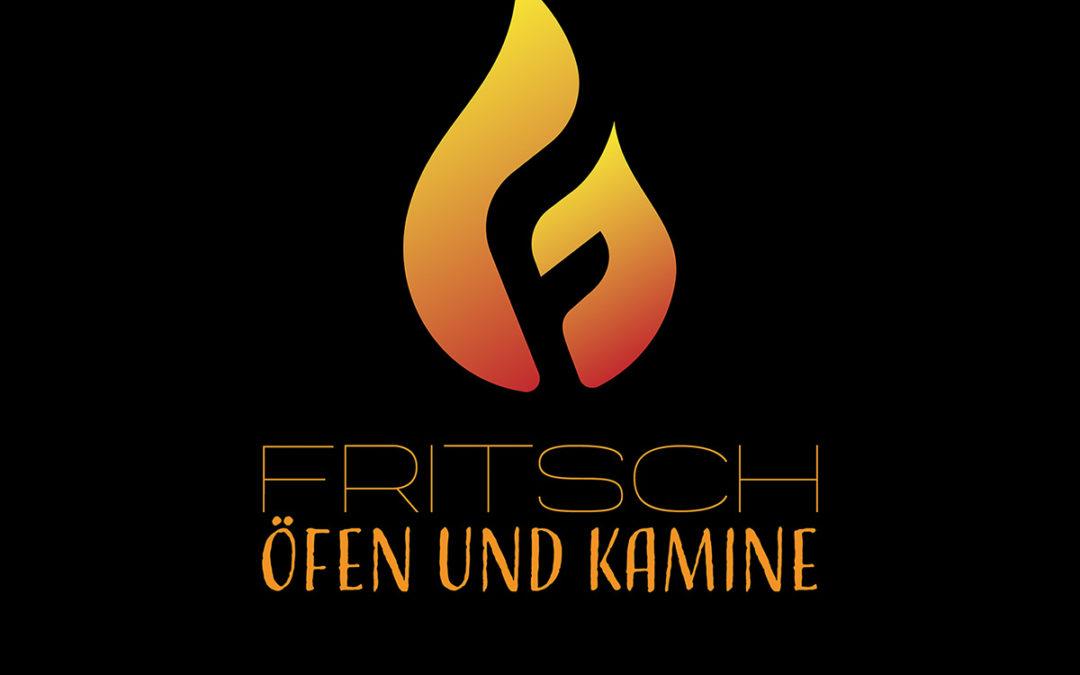 Neues Logo für Fritsch Ofen- und Kaminhaus